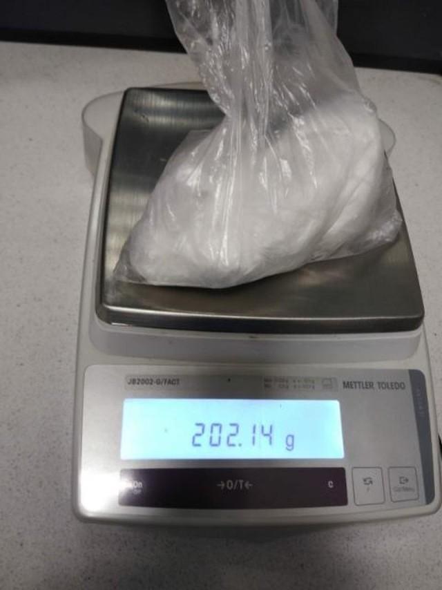 Ponad 300 gram amfetaminy znalazła inowrocławska policja przy dwóch mieszkańcach Iowrocławia