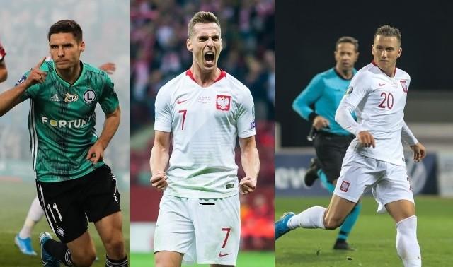 W grudniu piłkarze, poza Anglią, mają mniej okazji, by się pokazać. Mimo to polscy zawodnicy tu i tam spisali się przyzwoicie albo i lepiej. Ostatni miesiąc 2019 r. jest o tyle wyjątkowy, bo w naszej ocenie mieliśmy reprezentanta, który błysnął bardziej niż Robert Lewandowski. Sprawdź nasze TOP 10 najlepszych polskich piłkarzy w grudniu, oglądając galerię.