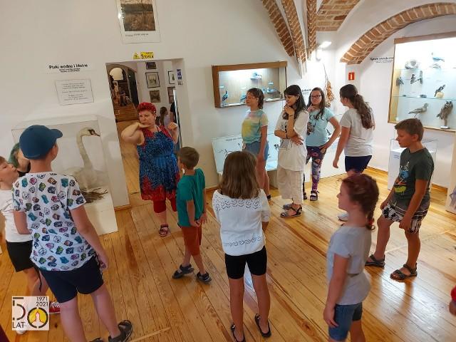 Muzeum Regionalne w Świebodzinie jest organizatorem wakacyjnych warsztatów dla dzieci i młodzieży.