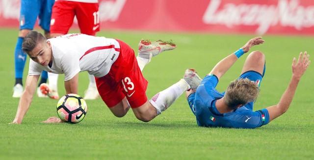 Kacper Michalski grał w reprezentacji Polski do lat 20 (nr 13)