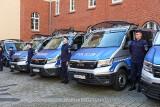 Zachodniopomorska policja otrzymała 17 nowych radiowozów. Łącznie kosztowały 5,5 mln złotych! [ZDJĘCIA]