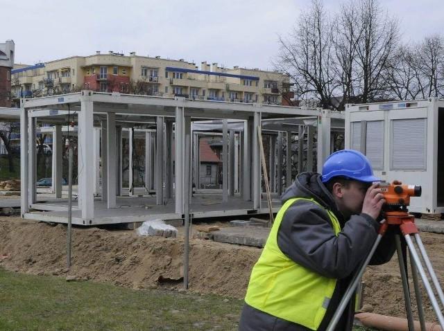 Zielone Arkady - ruszyła budowa największej galerii handlowej w Bydgoszczy