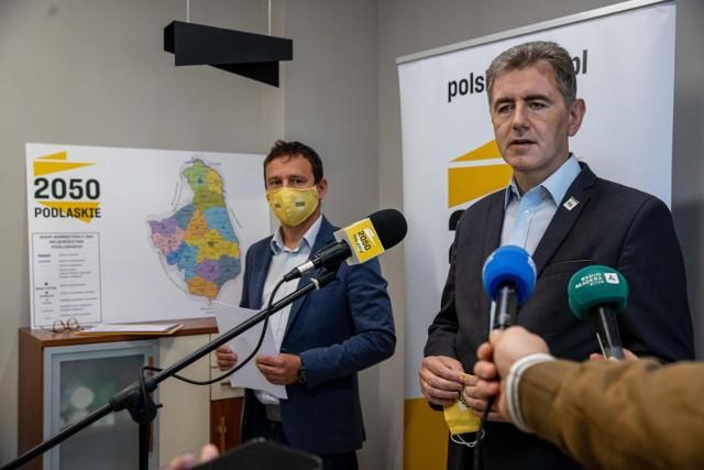 Polska 2050 Podlaskie zadaje pytanie o poziom bezpieczeństwa w województwie podlaskim. Obawy związane są z sytuacją na granicy, planowanym wprowadzeniem stanu wyjątkowego i problemem braku ratowników medycznych.