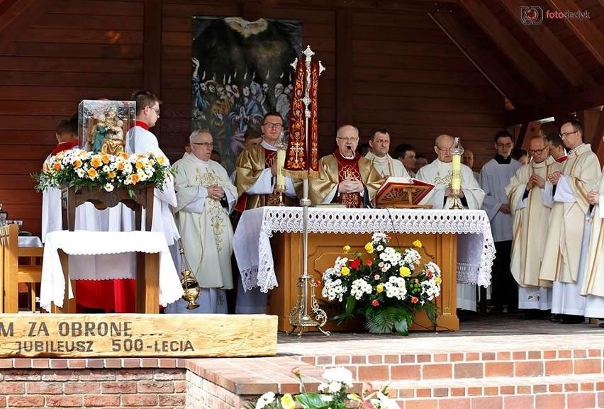 Inauguracja obchodów 500-lecia konsekracji kościoła św. Anny...