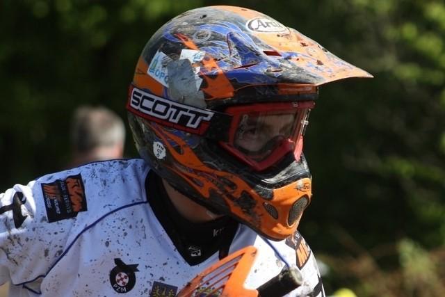 Marcin Małek jest jednym z liderów Hawi Racing Team.