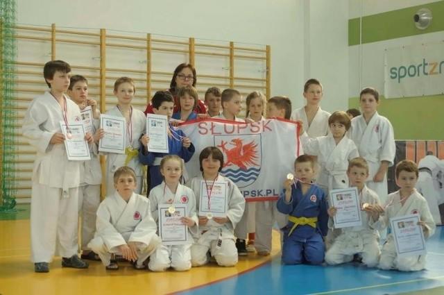 10 medali zdobyli zawodnicy Gryfa-3 w V Otwartym Turnieju Dzieci o Puchar Burmistrza Koronowa.