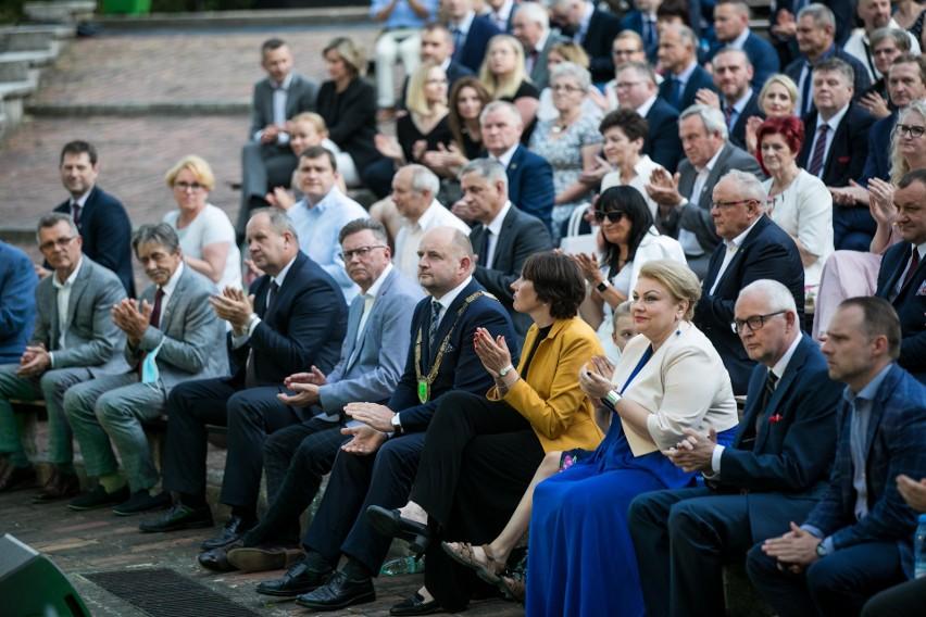 Galę Nagród Marszałka Województwa Kujawsko-Pomorskiego...