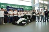 3,2 sekundy do setki! Studenci Politechniki Białostockiej zaprezentowali nowy bolid. CMS-06 robi wrażenie [ZDJĘCIA, WIDEO]