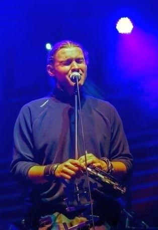 Maciej Balcar - wokalista zespołu Dżem.
