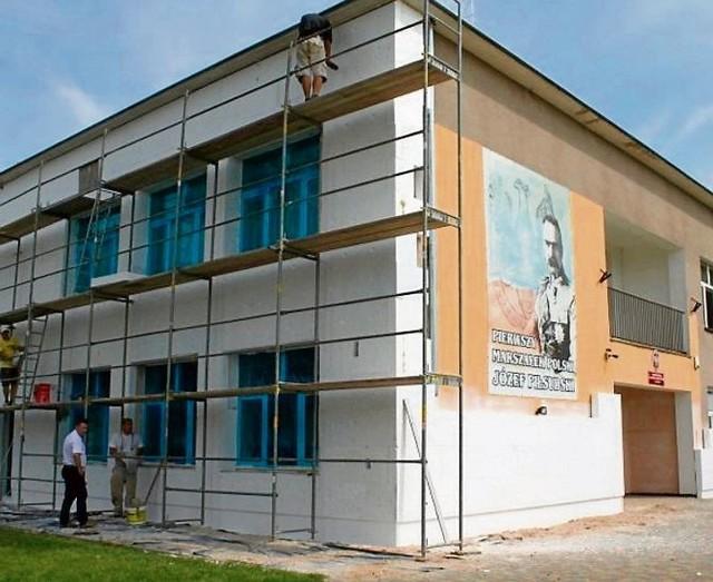 Szkoła Podstawowa im. Marszałka Józefa Piłsudskiego w Czerwonem