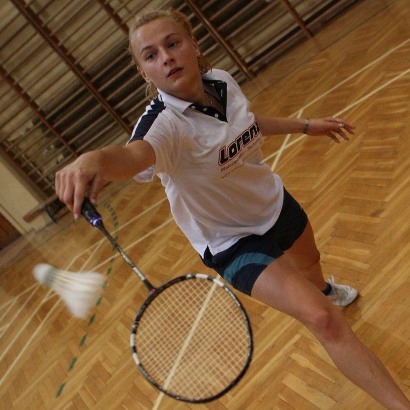Słupscy badmintoniści, aby się utrzymać w lidze muszą wygrać z Technikiem. Trenuje Mariola Grzdzielska.