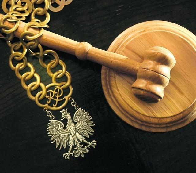 Mężczyzna został skazany na dwa lata pozbawienia wolności w zawieszeniu na pięć lat