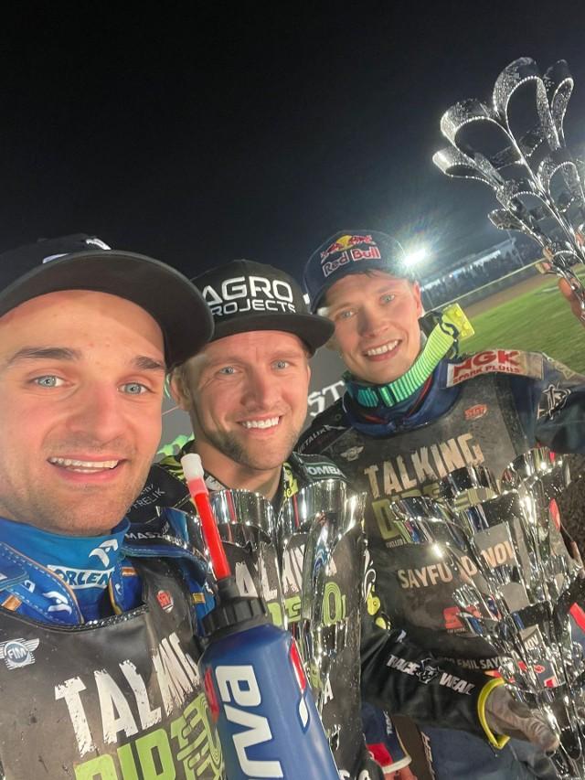 Turniej Grand Prix Danii w Vojens wygrał Rosjanin Artiom Łaguta.