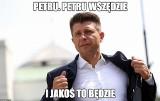 Petru odszedł z Nowoczesnej. To był piękny czas, internet go kochał [MEMY, UCHO PREZESA]