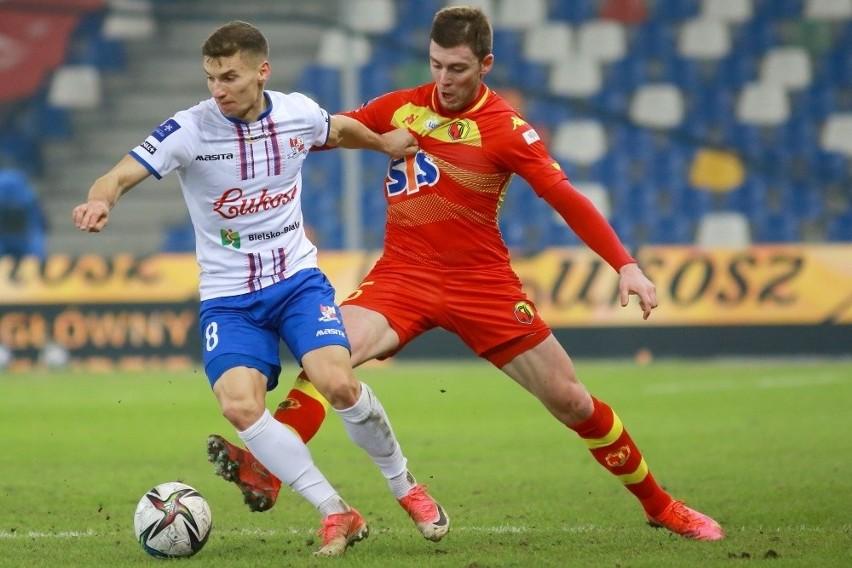Zimą trafiło do Jagiellonii pięciu zawodników, w tym Bojan...