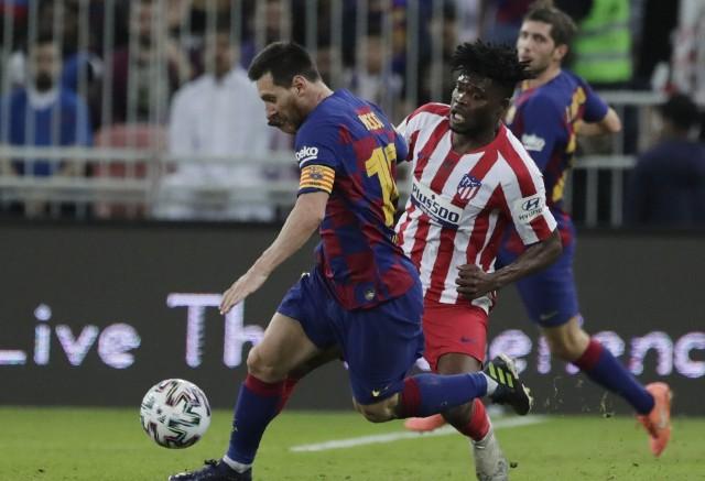 Zwycięzca meczu Barcelona - Atletico mocno przybliży się do tytułu mistrza Hiszpanii