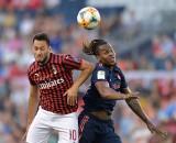 ICC. Bayern bez kontuzjowanego Lewandowskiego wygrał z Milanem Piątka