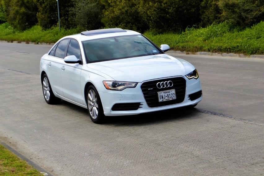 Audi A6 - 13 047 samochodów.