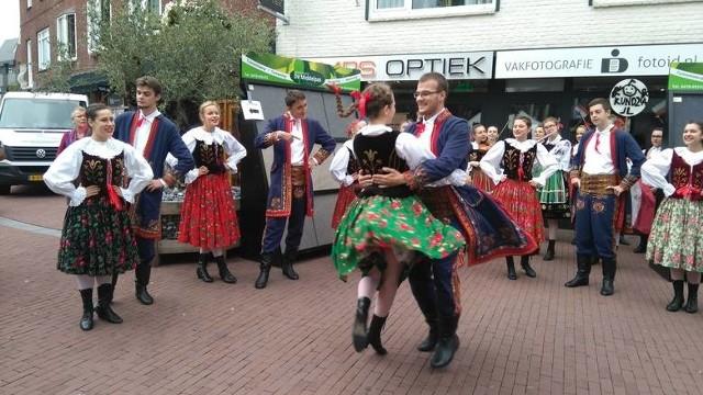 ZTL Kundzia podczas pobytu w Holandii