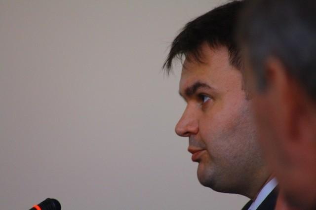 Marcin Szczęsny szefował spółce Uskom od jesieni 2011 roku.