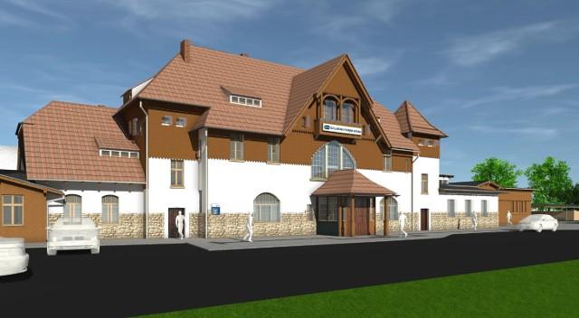 Będzie nowy dworzec PKP w Szklarskiej Porębie. Rusza remont