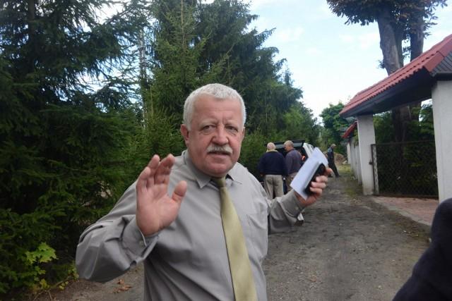Jarosław Aszakiewicz pozostanie szefem OSiR-u w Świebodzinie tylko do końca września