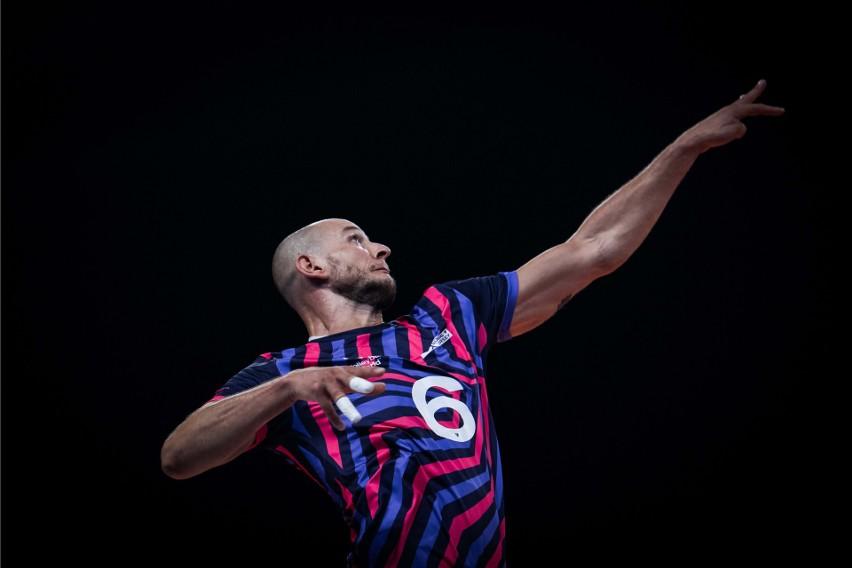 Dlaczego Bartosz Kurek zmienił koszulkę w finale Ligi...