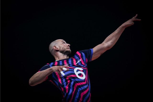 Dlaczego Bartosz Kurek zmienił koszulkę w finale Ligi Narodów z Brazylią?