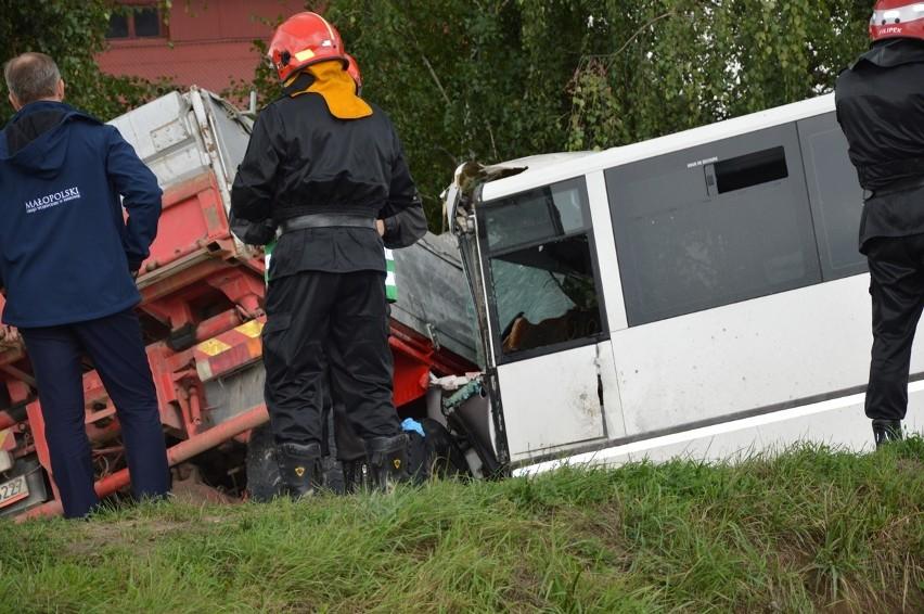 Śmiertelny wypadek w Świniarsku. Prokuratura ma już opinię biegłego, zmieniono zarzut dla podejrzanego