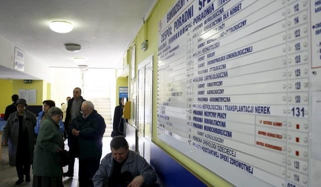 Kandydatów na szefa lubelskiego NFZ czeka teraz rozmowa kwalifikacyjna na temat wiedzy o NFZ oraz sprawdzenie ich kompetencji kierowniczych