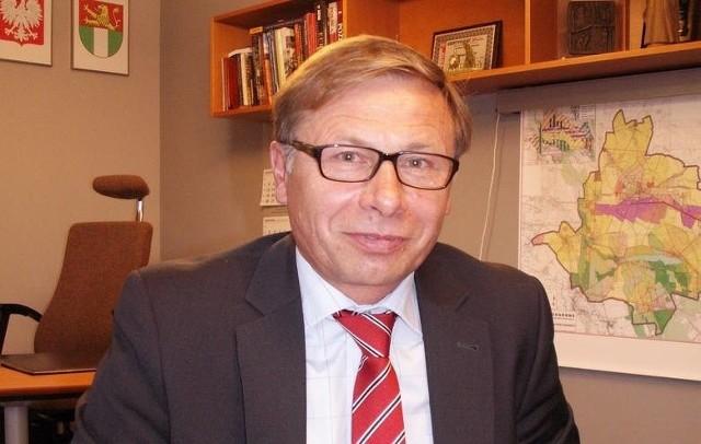 Tadeusz Czajka, wójt gminy Tarnowo Podgórne i prezes Ruchu Społeczno-Samorządowego Bezpartyjni – Wielkopolska