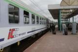 Od 1 sierpnia mniej pociągów kursujących na trasie Łódź - Warszawa