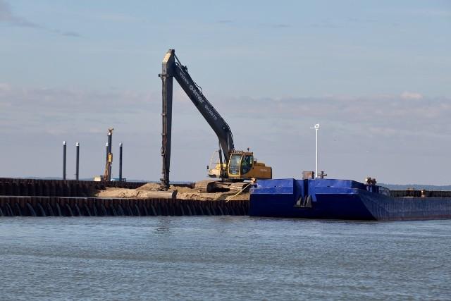 Budowa kanału przez Mierzeję Wiślaną. Rusza kolejny etap tej inwestycji.