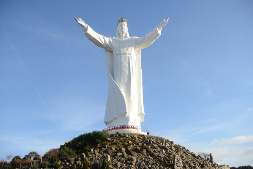 Figura Jezusa Chrystusa w Świebodzinie...