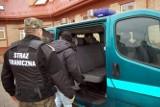 Podlaska straż graniczna zatrzymała 17 nielegalnych migrantów z Afganistanu i Tadżykistanu
