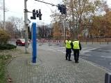 Roboty torowe na skrzyżowaniu Podwale - Sądowa. MPK zapewnia, że tym razem nie będzie objazdów dla tramwajów