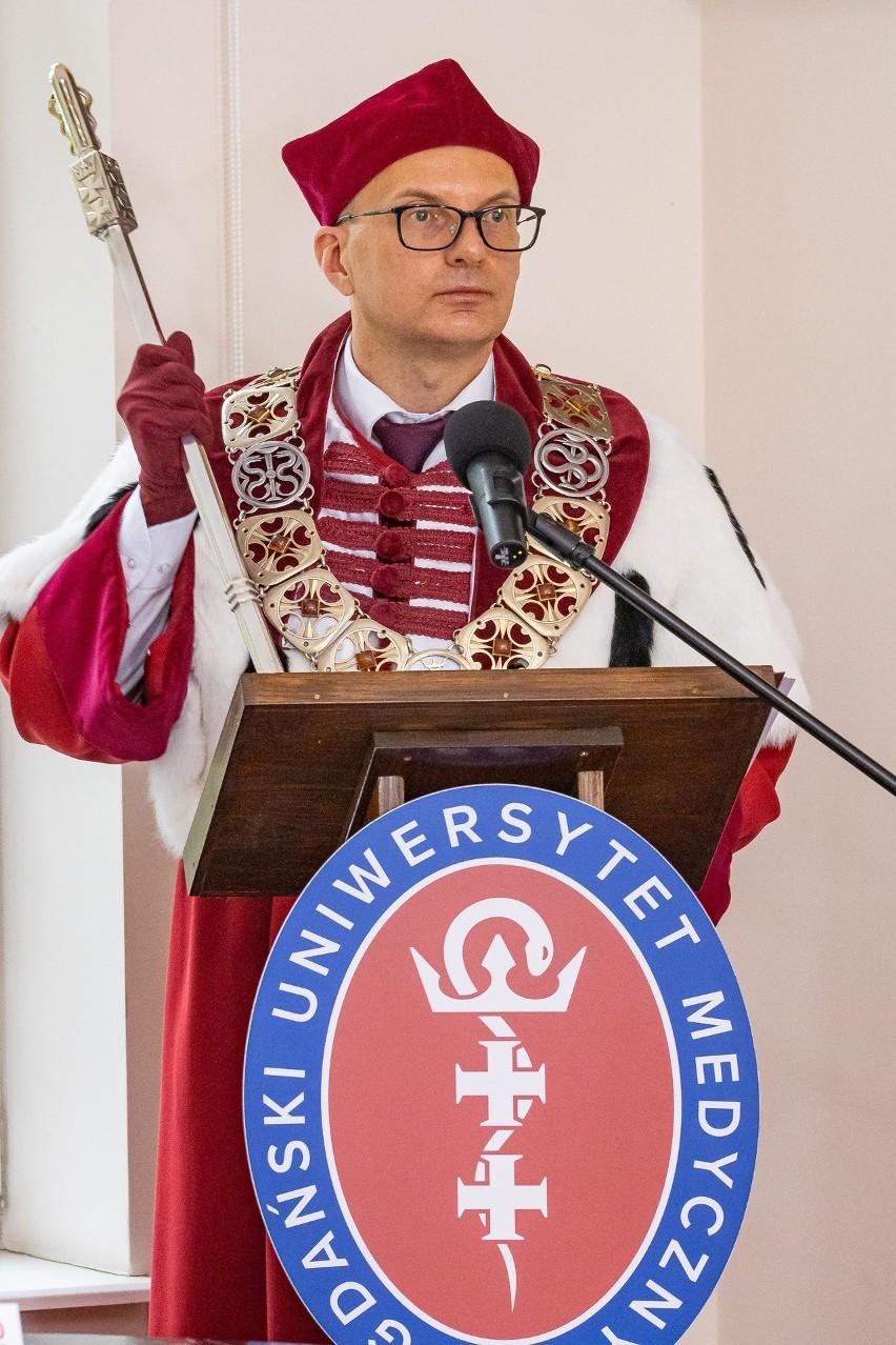 Inauguracja roku akademickiego na Gdańskim Uniwersytecie Medycznym. Naukę rozpoczęło 1650 studentów pierwszego roku