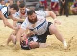 Rugby plażowe. Znakomita zabawa dla zawodników i widzów