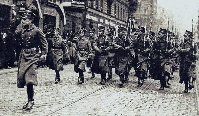Powstanie Wielkopolskie rozpoczęło się 27 grudnia 1918 r. i zakończyło 16 lutego 1919 r.