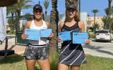 Weronika Falkowska wygrała turniej w Tunezji!
