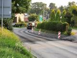 Płaza, Wygiełzów. Trwa wymiana nawierzchni i remont mostu na drodze wojewódzkiej 781