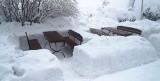 """Na Błatniej wiosną spadło tyle śniegu, ile przez całą zimę. """"Sensacja roku"""". Zobaczcie, jak to wygląda!"""