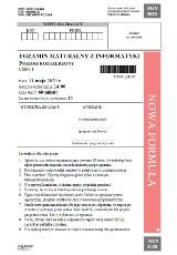 Matura 2020 informatyka rozszerzona. Odpowiedzi, arkusz CKE. Sprawdź, co było na egzaminie z informatyki na p. rozszerzonym 17.06.2020