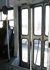 Zimno w tramwaju. Pasażerowie czuli się jak w lodówce (zdjęcia)