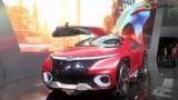 Niezwykłe koncepcyjne auto z wyświetlaczem 3D [WIDEO]