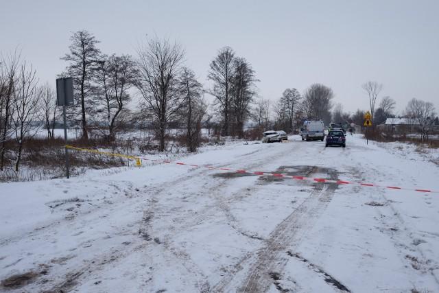Mosina: Tragiczny wypadek. Zginęło dziecko