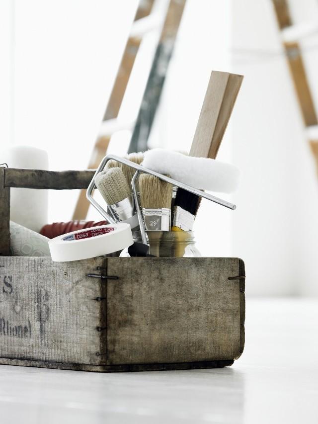 Narzędzia malarskieSamodzielne malowanie mieszkania: jak zrobić to dobrze