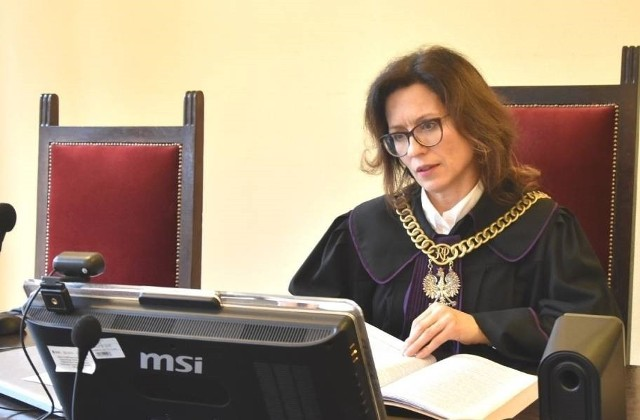 Katarzyna Chmura z wymiarem sprawiedliwości związana jest od 25 lat