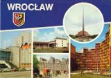 Pocztówki z Wrocławia w PRL. Takim miastem się chwaliliśmy