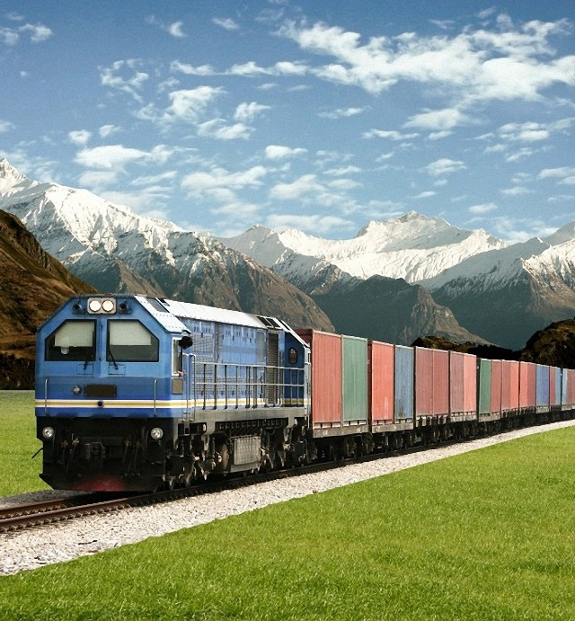 Transport z Łodzi do chińskiego Chengdu realizuje firma Hatrans Logistics